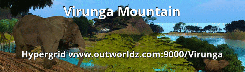 Virunga Mountain coordinates