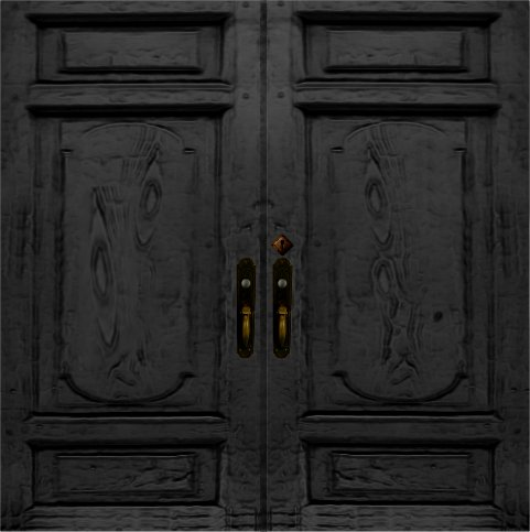 Jacey-gothic Door-black-hardware.jpg . & Gothic Doors Ireland \u0026 \