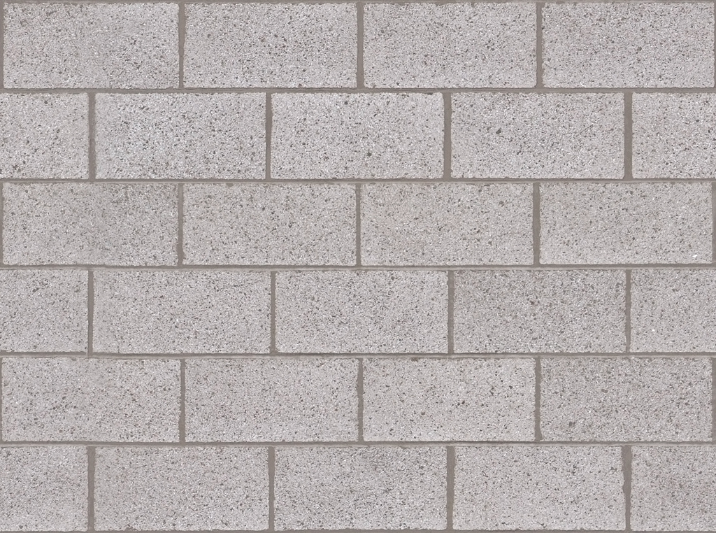 Kitchen White Brick Wallpaper