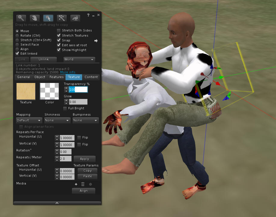 Free Second life Zombies