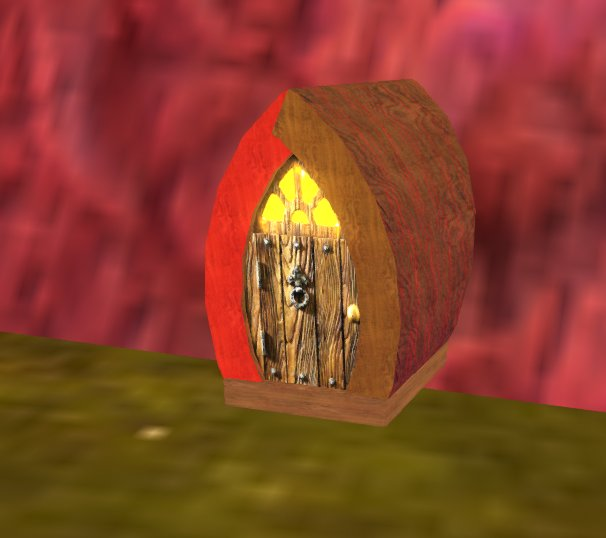 Elven Door Teleport System & LSL Script - Elven Door Teleport System from the LSL script Library ...