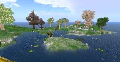 Fantasy Islandby Linda Kellie Free DLC OAR