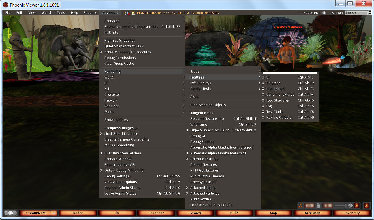 Free tools to make machinima movies in Second Life