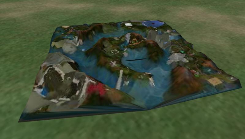 Second Life Terrain map generator
